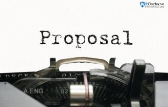 Proposal là gì 01
