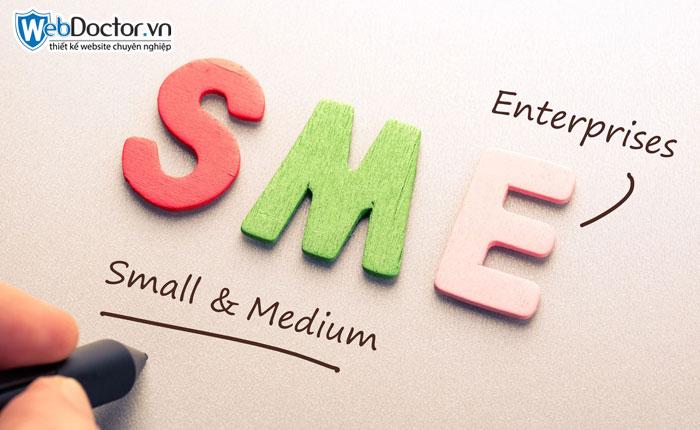Doanh nghiệp SME là gì? Sự khác biệt giữa SME và Startup